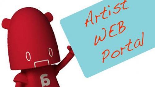 advocate-artist-web-portal