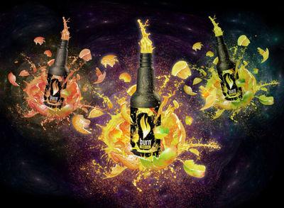 advertising-illustration-bottle-juice-burn-jpg