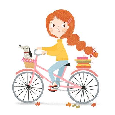 bicycle-girl-and-dog-autumn-seasons-jpg