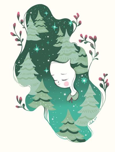 christmas-pine-tree-little-girl-jpg