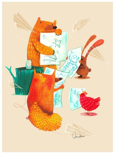 bear-rabbit-fox-chicken-bird-jpg