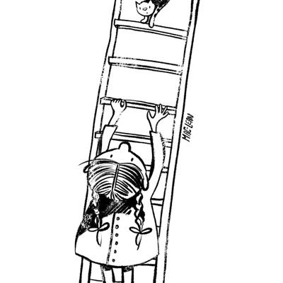 ladder-girl-cat-jpg