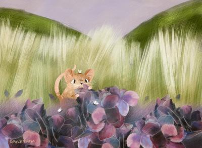 field-mouse-in-hydrangea-jpg